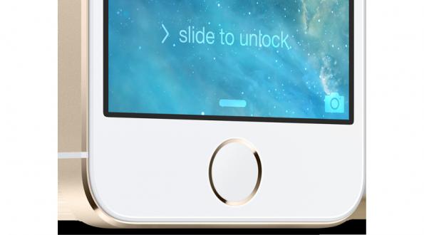 Touch ID heißt der Fingerabdruckscanner im iPhone 5s. Mit ihm lassen sich zum Beispiel Apps kaufen oder das Handy entsperren.