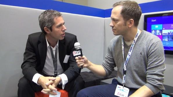 Markus Frank von Microsoft im Gespräch mit t3n.