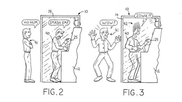 Jup, sieht nach Spaß aus. (Bild: US-Patentamt)