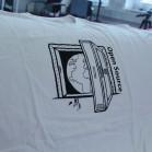"""t3n-Shirt """"Tür zur Welt"""""""