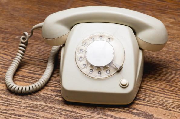 wählscheibe telefon