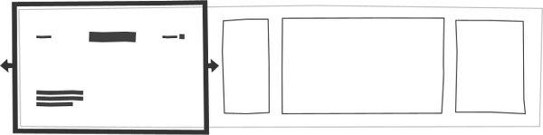 Windows-9-Designkonzept: Alle Apps liegen nebeneinander. (Bild: Jerry Jäppinen)
