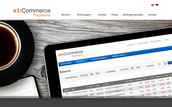 (Screenshot: Xt-Commerce)