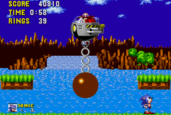 Retro-Games: Sonic – The Hedgehog