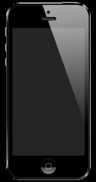 iPhone in voller Auflösung
