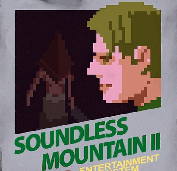 Kostenlose Horror-Games: Soundless Mountain II überträgt Silent Hill 2 in die 8bit-Ära. (Bild: )