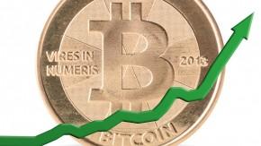 Bitcoins: Handelswert wächst in 30 Tagen von 120 auf 560 Euro