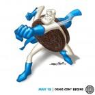 Oreo Daily Twist - Comic Con