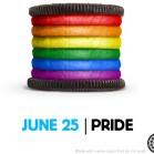 Social-Media-Kampagne Oreo Daily Twist - gay pride day