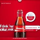 Trink ne Cola mit - matsch