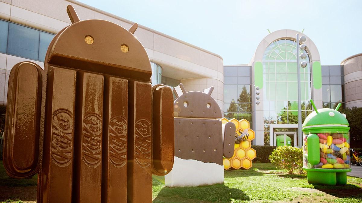 Nexus 7 und Nexus 10: Google startet Rollout von Android 4.4 KitKat