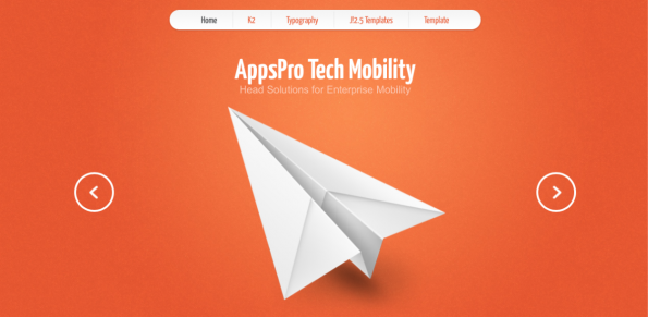 Appstech Pro Joomla Template