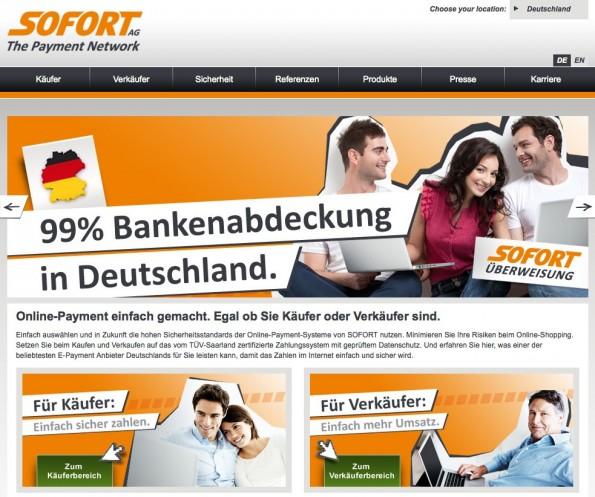 deutsche bank sofort überweisung