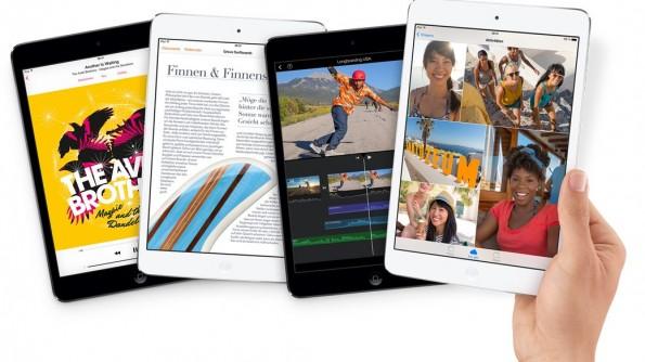 Das iPad mini mit Retina-Display kann ab sofort bestellt werden. (Bild: Apple)