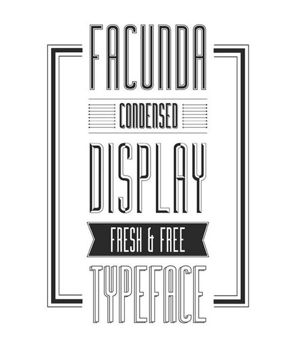 Facunda dürft ihr umsonst herunterladen und nutzen, der Ersteller würde sich aber über eine Spende freuen. (Bild: bybu.es)