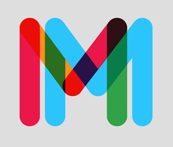 Multicolore stammt von dem Bulgaren Ivan Filipov und steht als OTF-, EPS- und AI-Datei zur Verfügung. (Bild: Fontfabric)