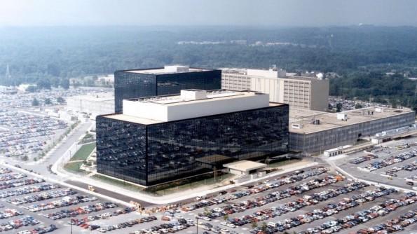 NSA Hauptquartier: Wurden hier die Gespräche des Merkelphone ausgewertet? (Bild:  Wikimedia Commons)