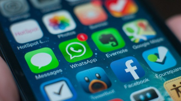 WhatsApp speichert Backup-Daten im Klartext in Apples iCloud. (Bild: Jan Persiel / Flickr Lizenz: CC BY-SA 2.0)
