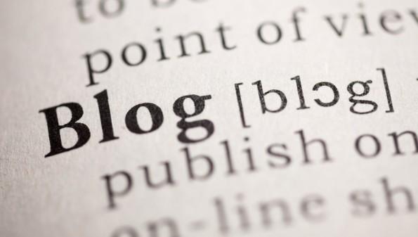 Ein Blog: das Herzstück der externen Kommunikation. (Foto: © Feng Yu - Fotolia.com)