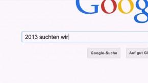 Google Zeitgeist 2013: Wonach wir in diesem Jahr gesucht haben