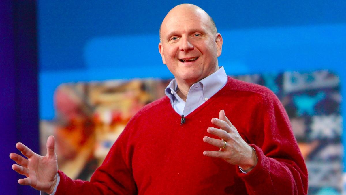 Der Duracell-Hase von Microsoft: Wie Steve Ballmer eine ganze Branche prägte