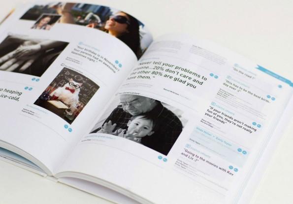 Die eigene Facebook-Chronik als Buch? Das geht ganz einfach mit Diensten wie MySocialBook oder Social Memories. (Foto: MySocialBook)