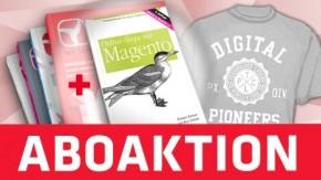 """t3n-Aktion: Jetzt """"Online-Shops mit Magento"""" sichern"""