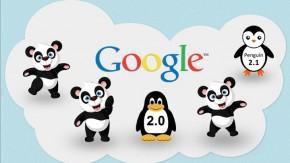 SEO: Die größten Google-Updates in 2013 [Infografik]