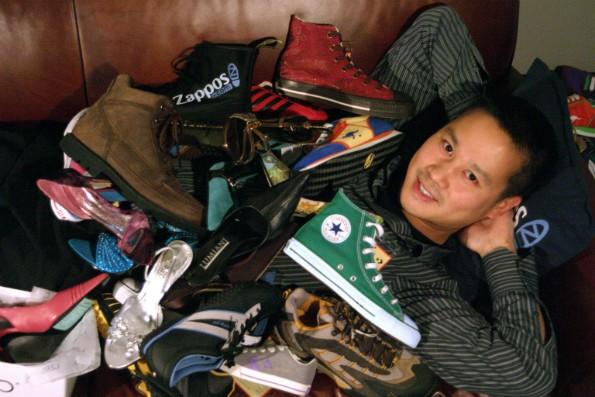 Zappos-CEO Tony Hsieh will seie Unternehmen revolutienieren – mit dem  Holacracy-Prinzip