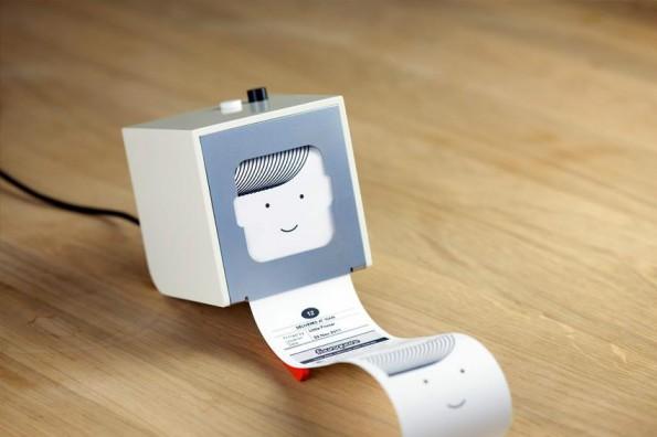 Der Little Printer ist perfekt dafür geeignet, Tweets oder Internetinhalte schnell auf einen Kassenbon zu drucken. (Foto: Berg)