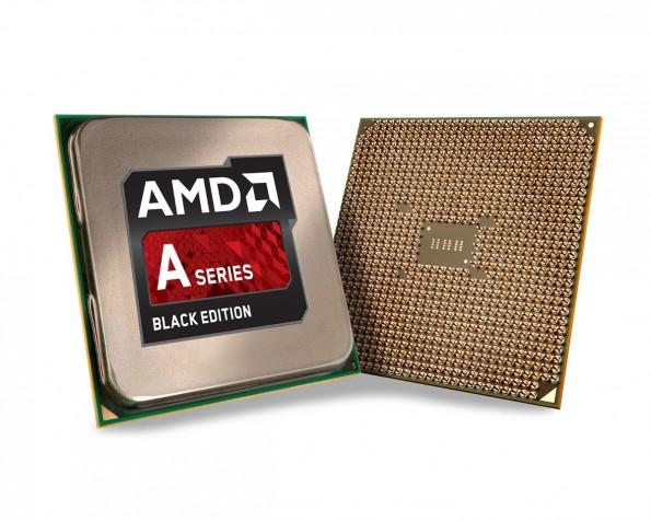 Nichts zu erahnen: Von außen basieren die neuen Kaveri-APUs von Intel auf dem bisherigen Sockel FM2+- (Quelle: AMD)