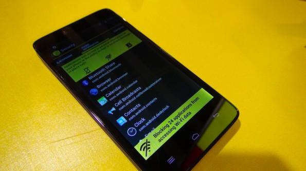 Das Blackphone vereint eine Vielzahl von verschiedenen Sicherheitsprodukten. (Foto: t3n)