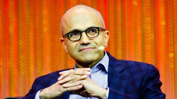 Microsoft: Satya Nadella wird neuer CEO. (Foto: Heisenberg Media / Flickr Lizenz: CC BY 2.0)