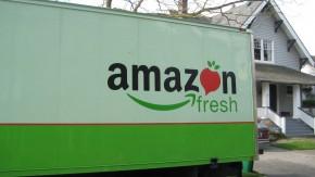 Amazon Fresh: Ab Sommer werden auch Lebensmittel geliefert