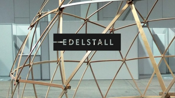 Bringt Bitcoins auf die CeBIT: Coworking-Space Edelstall (Screenshot: Edelstall)