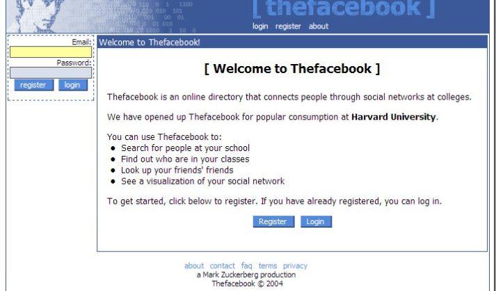 facebook richtig anmelden