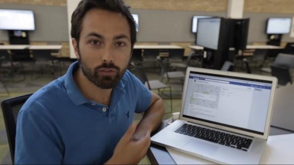 """Derek Muller aka """"Veritasium"""" ist bekannt für gehaltvolle YouTube-Videos im Wissenschafstbereich. Nun hat er sich angeschaut wo die Fake-User seiner eigenen Facebook-Page herkommen. (Quelle: YouTube.com)"""