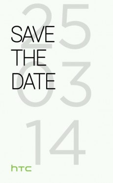 Eine Vorankündigung für das HTC-Event am 25. März in New York. (Quelle: twitter.com/HTCFamily_RU)