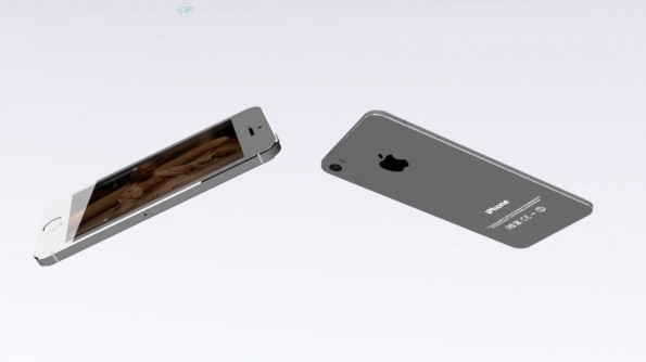 Es ist durchaus möglich, dass das iPhone 6 dünner als das iPhone 5s wird. (Bild: ConceptsiPhone)