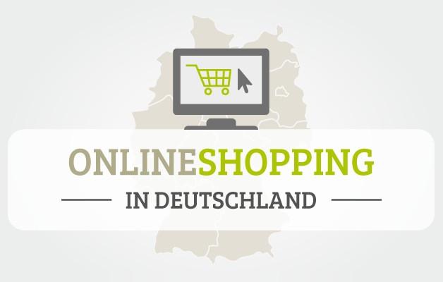 Online-Shopping: Was und wie Deutschland im Internet kauft [Infografik]
