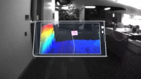 Project Tango: Neues Google-Smartphone scannt deine Umgebung in 3D