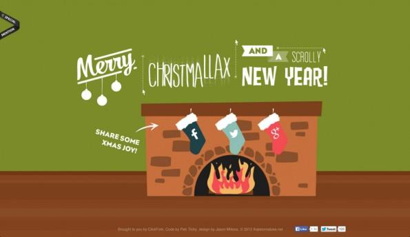 Merry Christmallax