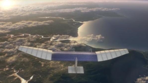 Was Facebook mit Drohnen versucht, macht Googles Project Loon mit Internetballons. (Bild: Internet.org)