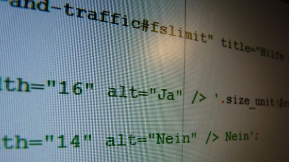 Umfrage: 11 Prozent der Befragten hielten HTML für eine Geschlechtskrankheit. (Bild: Sebastian Fuss / Flickr Lizenz: CC BY-SA 2.0)