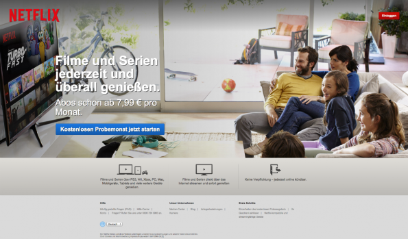 news video streaming dienste deutsche