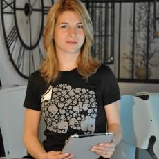 Vergesst die Work-Life-Balance: Cristina Riesen, Europa-Chefin von Evernote. (Foto: Google Plus)