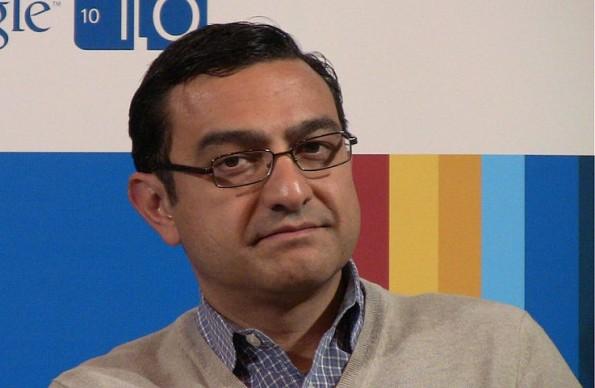 Google-Manager Vic Gundotra verlässt nach acht Jahren das Unternehmen. Wikipedia-Boseritwik / CC-BY-2.0)