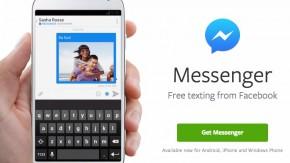 Ausgegliedert: Facebook startet eigenständige Webapp für seinen Messenger