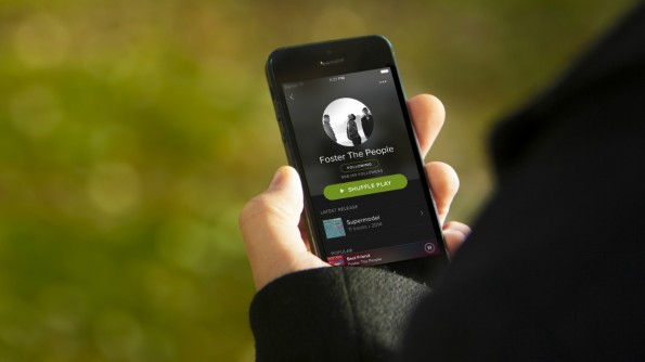 Spotify soll bald auch Video-Streaming anbieten. (Foto: Spotify)