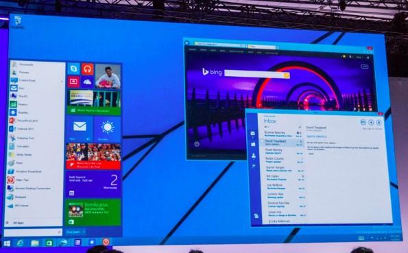 Microsoft bringt mit dem Windows 8.1 Update vor allem die Taskleiste zurück. (Foto: Moritz Stückler)